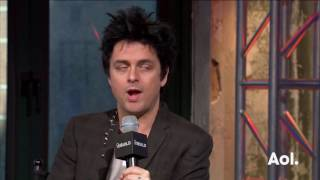 "Billie Joe Armstrong And Lee Kirk Discuss Their Film, ""Ordinary World"" 