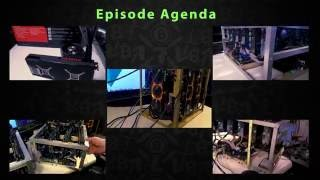 BBT Episode 27: Ethereum Mining with AMD Pro Duo, 6x R9 390x and 6x Sapphire Toxic 280x Epic Build!