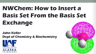 Using The Basis Set Exchange