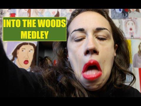 INTO THE WOODS MEDLEY - Miranda Sings