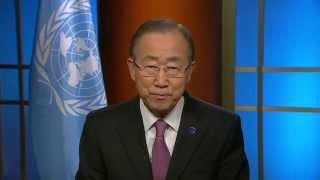 Video Message from UN Secretary-General for Yvonne Chaka Chaka