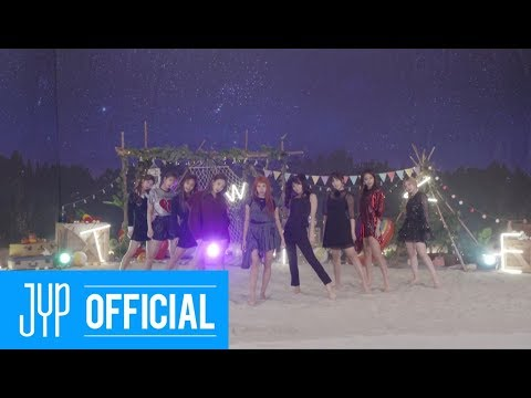 TWICE  Dance The Night Away  Dance Video (Studio Ver.)