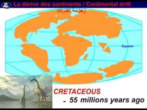 Unbelievable!!! Continental drift, Plate Tectonics and The Quran