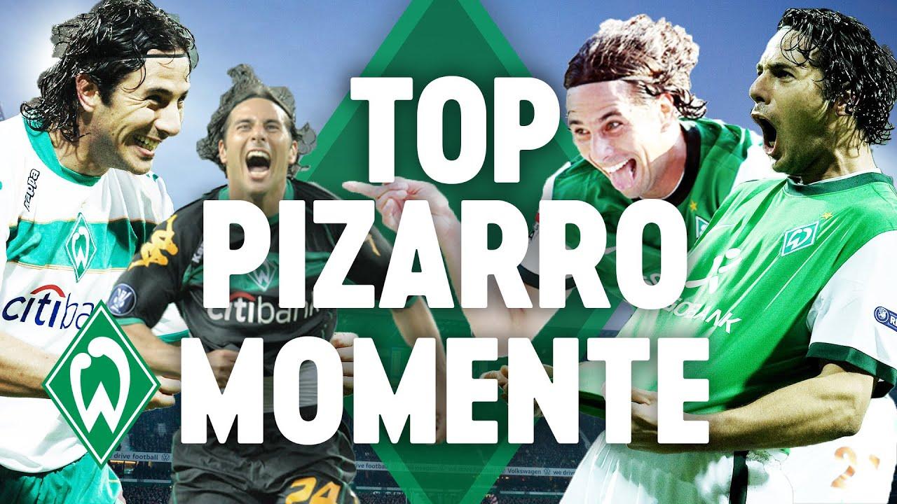 #Pizarro Claudio Pizarro sagt Gracias | WERDER.TV Inside Legendenausgabe zum Karriere-Ende
