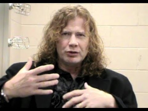 Megadeth's Dave Mustaine Gives Cancer Treatment Update