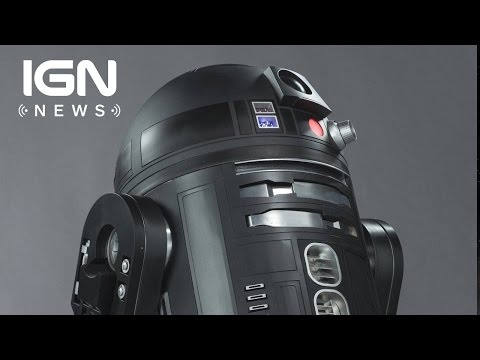 Star Wars: Rogue One's New Imperial Droid C2-B5 Revealed - IGN News