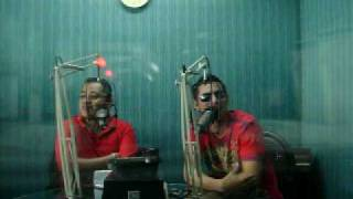 ENTREVISTA DE NALDDY EN FM 92.7 LA PRIMERISIMA DE SAN ANDRES TUXTLA VERACRUZ