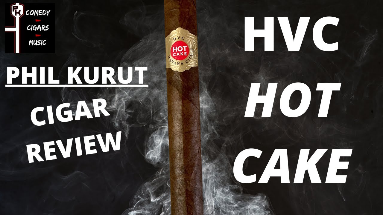 HVC HOT CAKE | CIGAR REVIEW | FULL REVIEW