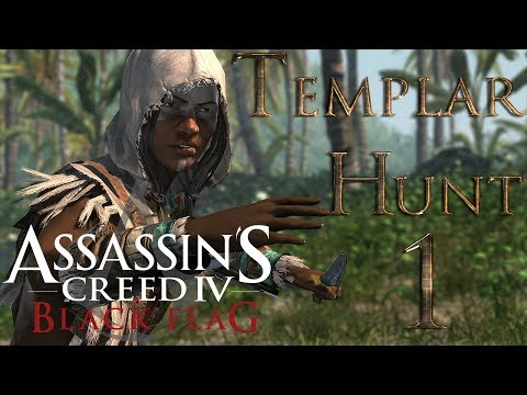 Assassins Creed 4 Black Flag - Templar Hunt 1 - Opia Apito