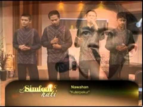 Nahawan - Kuterpekur @ Simfoni hati Alif TV   part 5