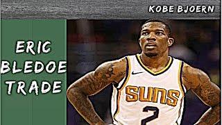 Eric Bledsoe Trade zu den Bucks - Giannis Antetokounmpo kriegt Verstärkung - Kobe Bjoern