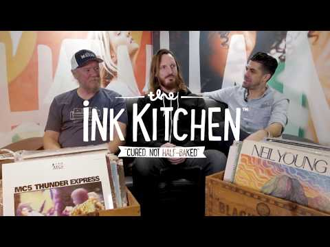 The Ink Kitchen ISS Long Beach 2018 Highlights