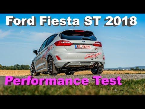 Ford Fiesta ST  Performance Test - Serie vs. Chiptuning
