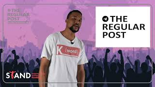 STAND FOUNDATION | Phillip Dikotla | The Regular Post
