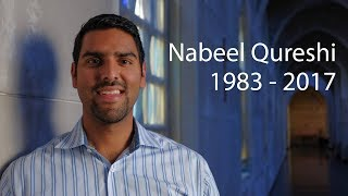 nabeel qureshi death is not the end