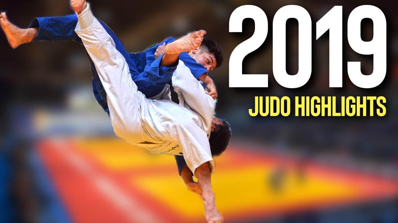 ბექა ღვინიაშვილი Beka Gviniashvili Judo 2019 Highlights
