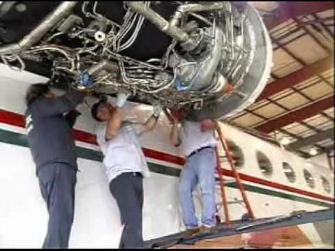 Airframe and Power Plant Mechanics