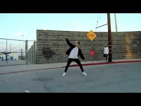 Swimming Pools remix  Lloyd ft August Alsina Freestyle Dance