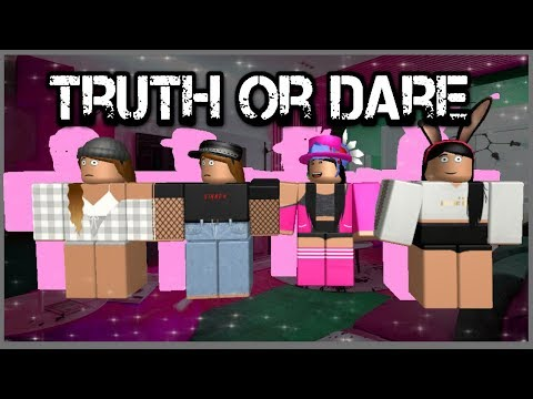 Truth Or Dare? || SKYLEREE Machinima Ft. My Best Friends