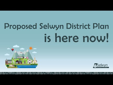 Hear what Mayor Sam has got to say about the Proposed District Plan