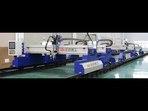CNC Plasma Cutting Machine of Zhenghe Heavy Industry