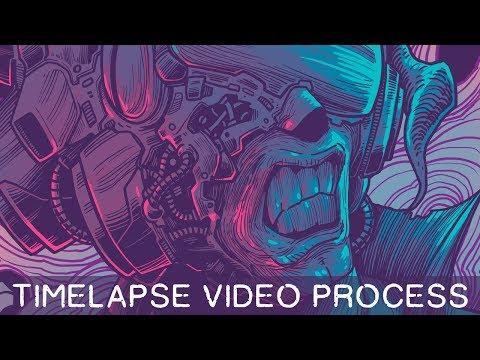 MR.BAT - TIMELAPSE VIDEO PROCESS