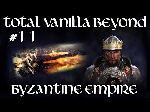 M2TW: Total Vanilla Beyond Mod ~ Byzantine Empire Campaign Part 11, The Emperor's Lesson