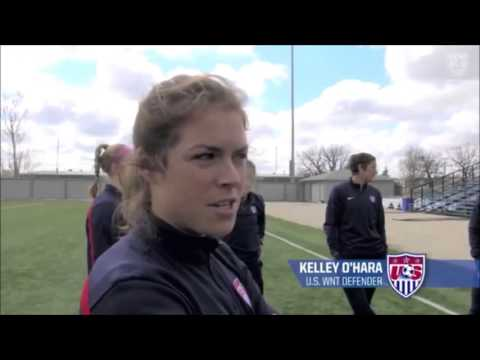 USWNT Ultimate Funny Moments Compilation and Party in the USA