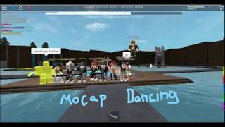 We The Chinese Dancers (Mocap Dancing Roblox)