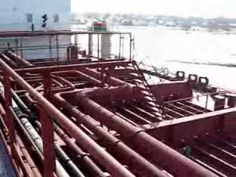 Merchant Navy Oil Tanker - full overview