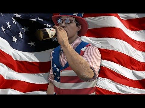 AMERICA FUCK YEAH - GTA V EDITION