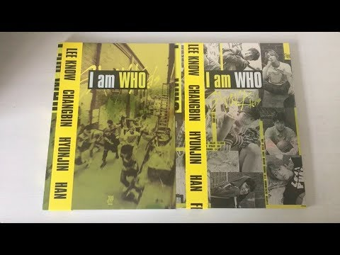 Free Download ♡unboxing Stray Kids 스트레이 키즈 2nd Mini Album I Am Who 아이앰후 (i Am & Who Ver.)♡ Mp3 dan Mp4