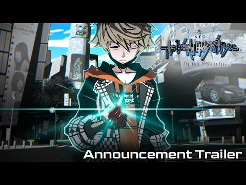 NEO: The World Ends with You | Official Announcement Trailer