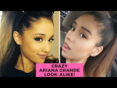 Ariana Grande Look-alike Confuses Fans & Takes Over Instagram!