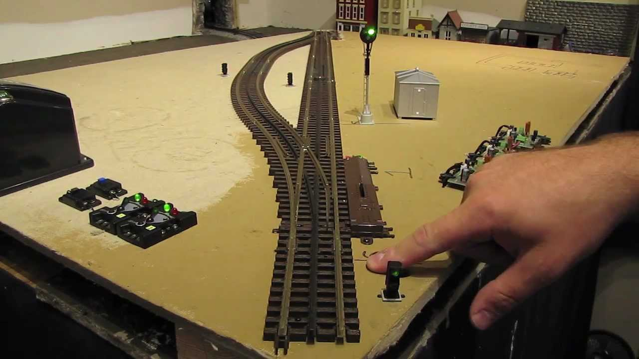 Atlas Track Wiring Schematics Diagrams Champion Bus Diagram O Scale And Signal Tutorial Part 2 Of Youtube Rh Com Lionel Train
