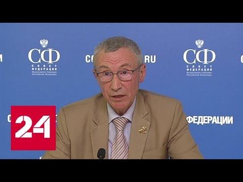 Голосование по поправкам в Конституцию: кто стоит за черным пиаром - Россия 24