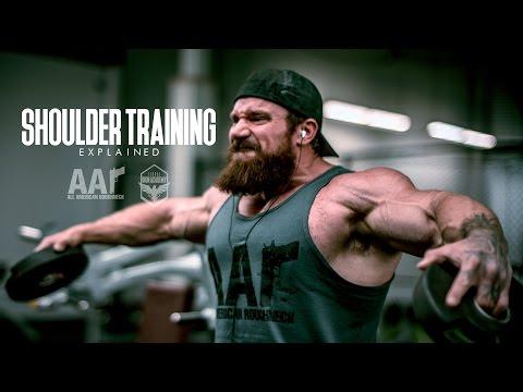Seth Feroce Explains Shoulder Training