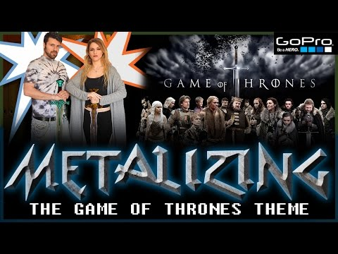 25 - Metalizing The Game Of Thrones Theme