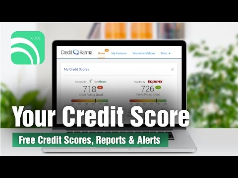 (Web) Credit Karma - Your Credit Score