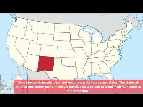 Interesting facts about New Mexico!
