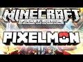 Pixelmon - MOD - Minecraft PE - 0.15.0/0.16.0 - DOWNLOAD