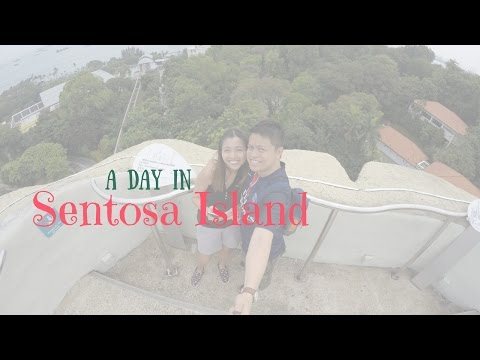 A day in Sentosa Island Singapore