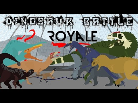 UEF - Dinosaur Battle Royale (Collaboration with MatromX) | Pivot Animation Series