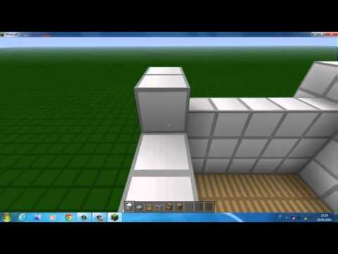 Minecraft come costruire una casa moderna youtube for Casa moderna minecraft 0 10 4