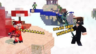 CHƠI CHẾ ĐỘ ĐẬP GIƯỜNG SIÊU NHANH LÚC 2H SÁNG VÀ CÁI KẾT - Minecraft | Dragons VN