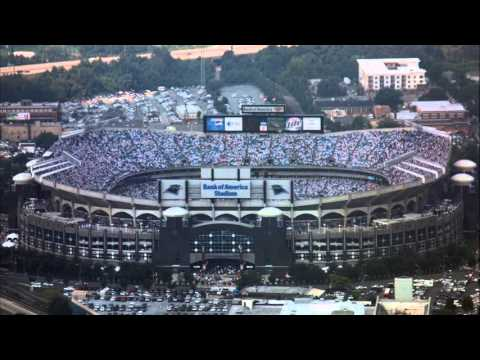 Bank of America Stadium - YouTube
