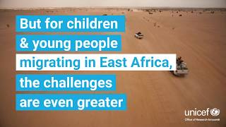 How COVID-19 Could Impact Children on the Move in East Africa