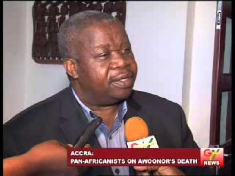 Africanists Condemn Awoonor's Killers