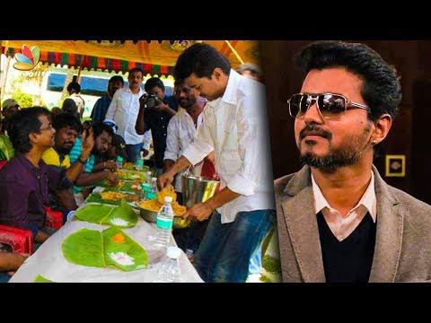 VIjay Served Briyani in Sarkar Shooting : Actor Pranav Interview | Thalapathy, Behind the Scenes