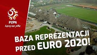 Tutaj reprezentacja PRZYGOTUJE SIĘ do EURO 2020